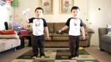 Dvojčata tanečníci