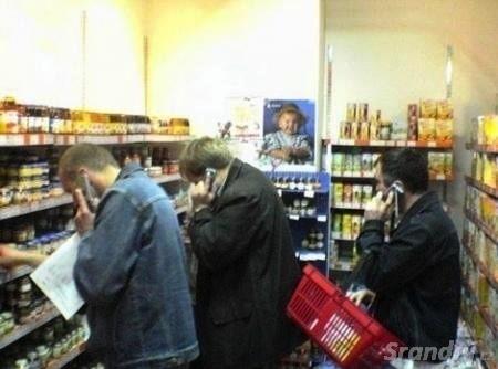 Když muži nakupují