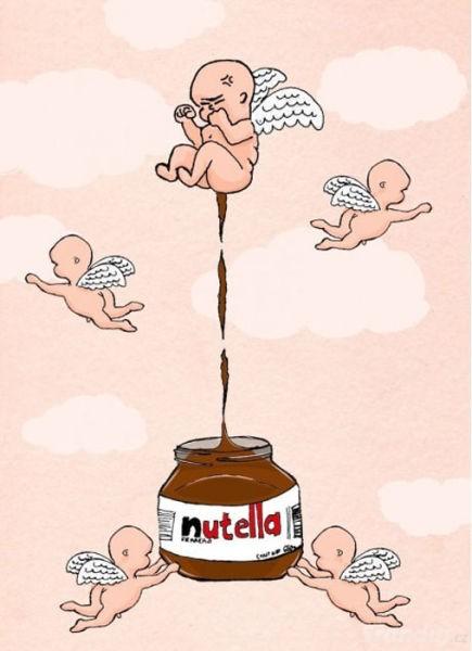 Jak se dělá Nutella?